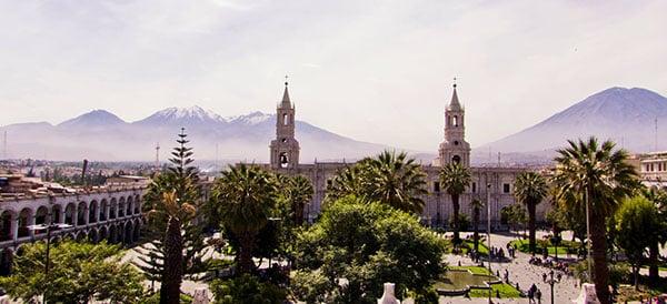 Mudança a Perú