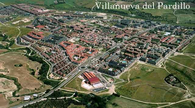 Mudances a Villanueva del Pardillo