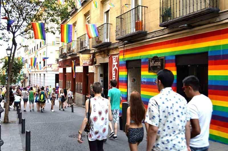 Mudances urgents a Madrid