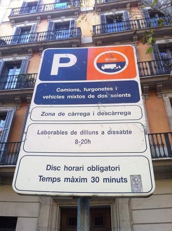 Permisos d'aparcament