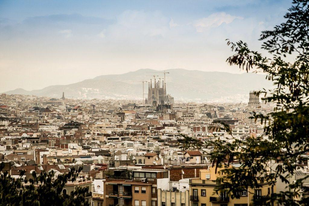 Panorama visual Barcelona