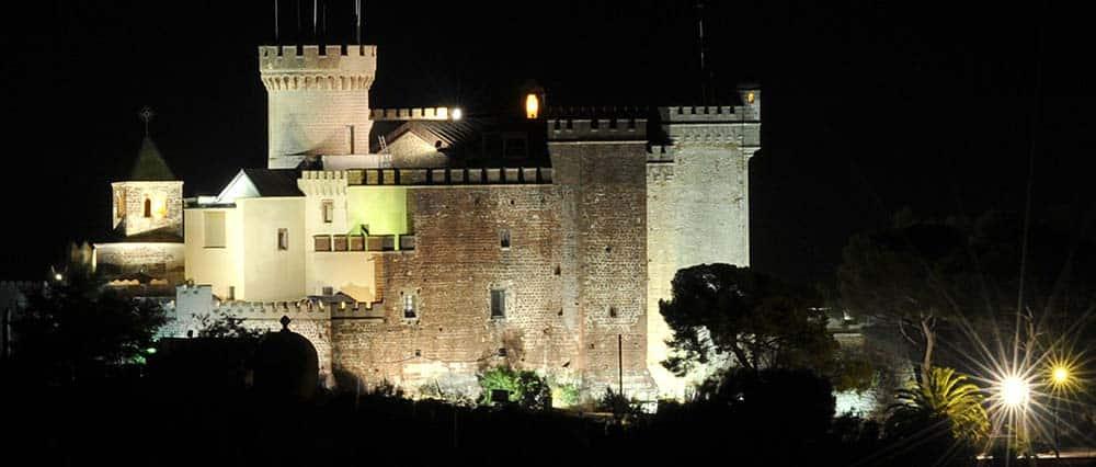 Mudances Castelldefels Castell