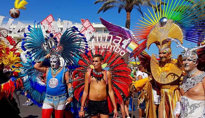 Mudances a Sitges Festival orgull