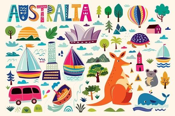 Mudança a Australia