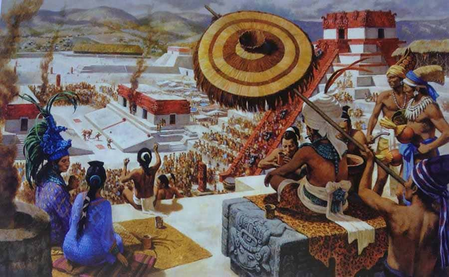 precolombí - mudances a Mexico